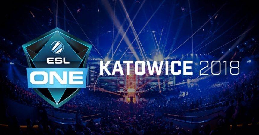 ESL One Katowice 2018