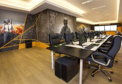 В Таиланде открылся отель для геймеров