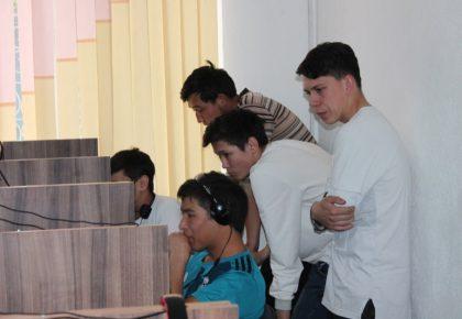 В Карабалте прошел турнир по DOTA 2