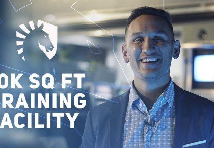 Team Liquid представили свою новую тренировочную базу площадью в 3.000 квардатных метров