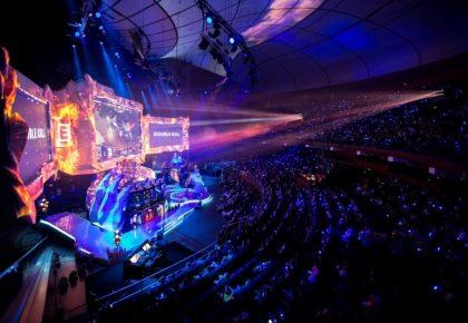 В декабре компания Epic Esports Events проведет турнир MegaFon Winter Clash