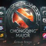 Расписание The Chongqing Major