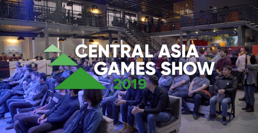 Central Asia Games Show 2019