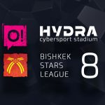 Bishkek Stars League 8!